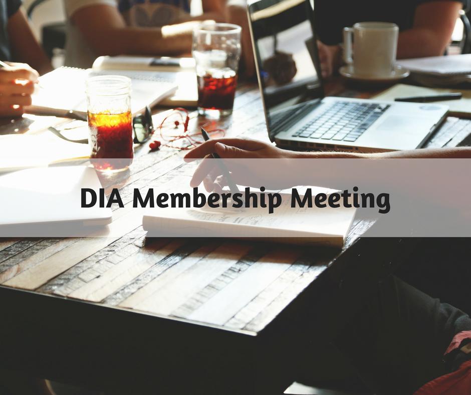 Dallas Irrigation Association Meeting